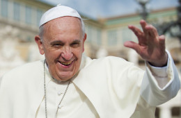 Pope Francis 10 Keys to Happiness