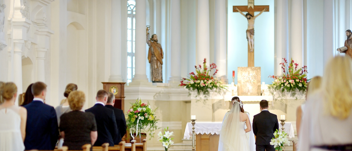 """Preparing For """"I Do:"""" Why The Catholic Church Has Rules"""